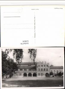 524026,Lazne Podebrady Podiebrad Sokolovna Gebäude