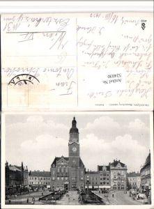 524030,Prostejov Proßnitz Masarykovo namesti Radnice Rathaus