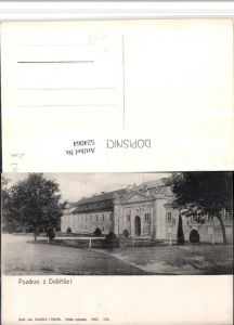 524064,Pozdrav z Dobrise Dobris Doberschisch Schloss
