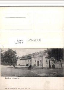 524070,Pozdrav z Dobrise Dobris Doberschisch Schloss