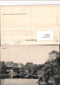 524072,Dobris Doberschisch Schloss