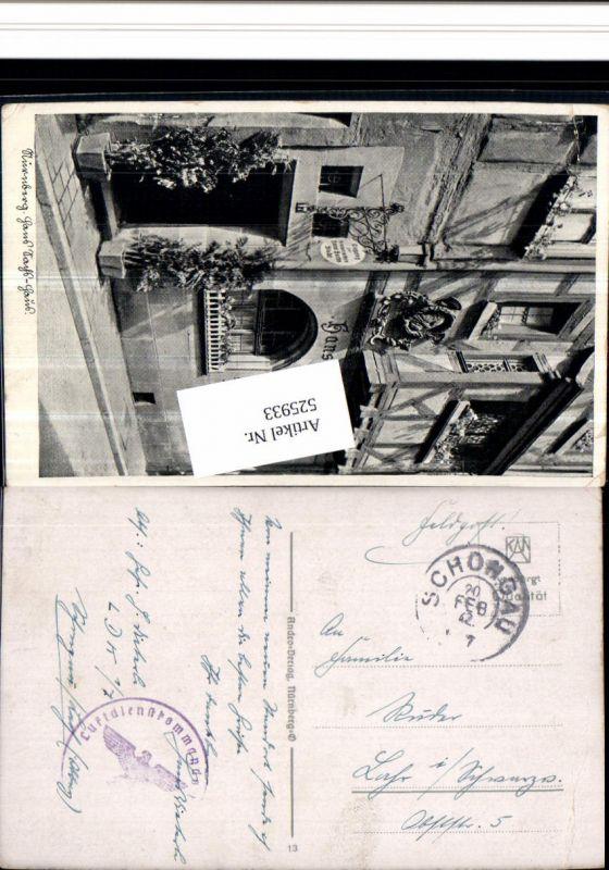 525933,WK 2 Feldpost Luftdienstkommando Luftwaffe Schongau n Lahr