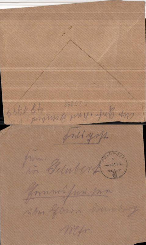 525998,WK 2 Feldpost 48144 Batt. Artillerie Reg. 23 Ermershausen Hofheim