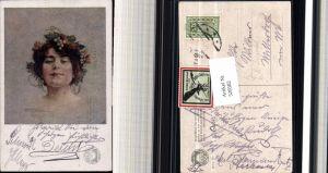 529502,Deutscher Schulverein 1293 A. Welzl Jugendstil Art Nouveau