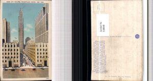 530850,USA New York City Radio City Building Rockefeller Center