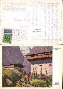 532422,Künstler AK mundgemalt E. Stegmann pub Dennoch Verlag 406