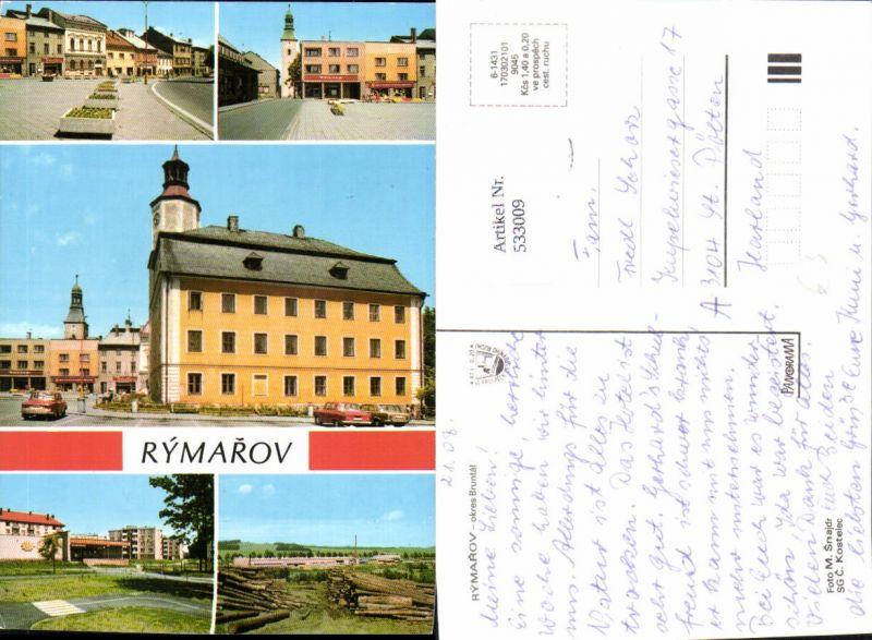 533009,Rymarov Römerstadt Bruntal