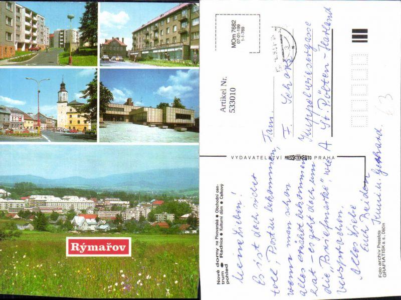 533010,Rymarov Römerstadt Bruntal