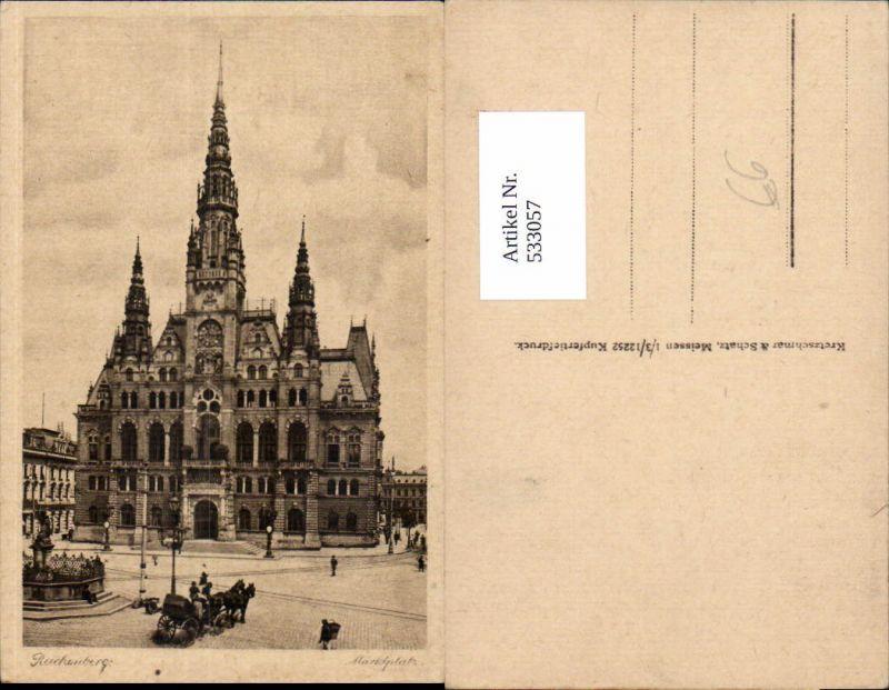 533057,Liberec Reichenberg Markt