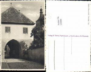 533084,Foto-AK Mährisch Neustadt Meedler Tor Unicov Olomouc Olmütz