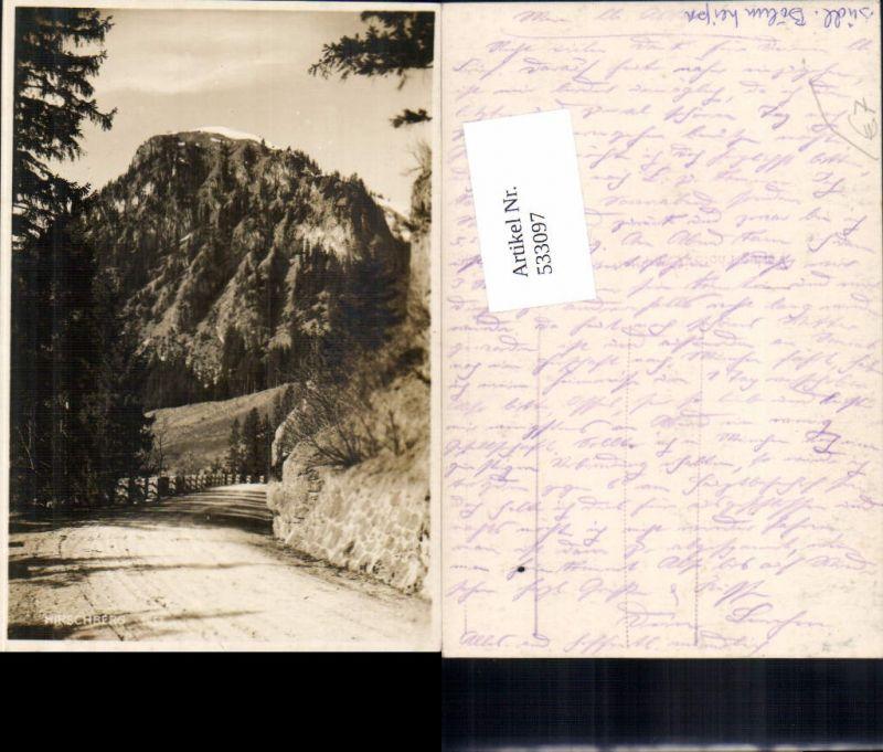 533097,Foto-AK Hirschberg b. Böhmisch Leipa Doksy Ceska Lipa Liberec