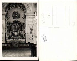 533137,Svata Hora Stribrny Altar Pribram