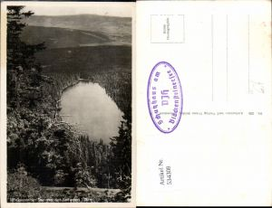 534308,Plöckensteiner See Nova Pec Plesne jezero Prachatice