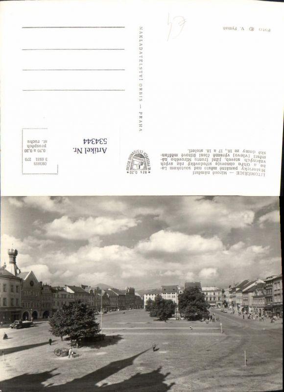 534344,Litomerice Leitmeritz
