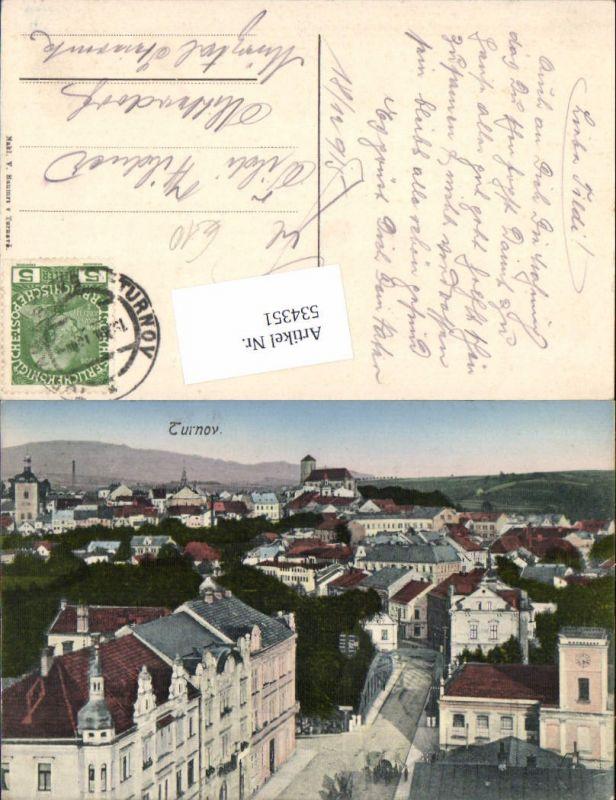 534351,Turnov Turnau Partie 1915
