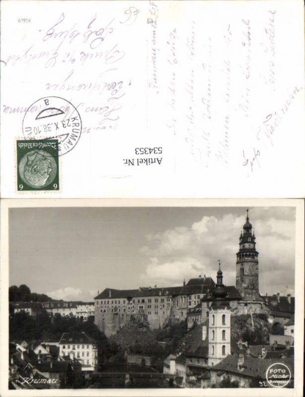 534353,Krumau Krummau a.d. Moldau pub Foto Micho 32