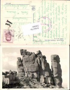 534369,Krkonose Riesengebirge Poledni kameny Felsformation Spindlermühle