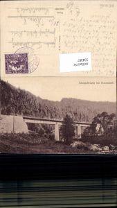 534387,Graupabrücke b. Hannsdorf Hanusovice Sumperk Olomouc Olmütz