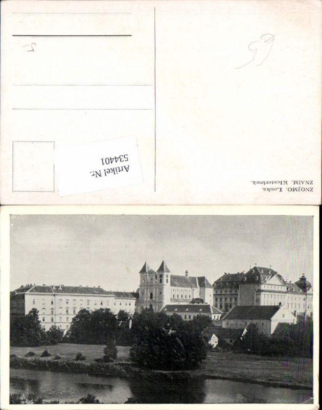 534401,Znaim Znojmo Klosterbruck