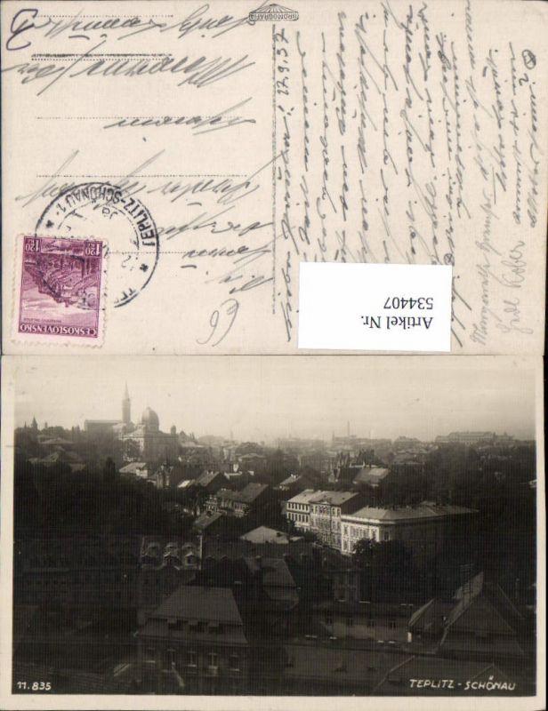 534407,Teplitz Schönau Teplice
