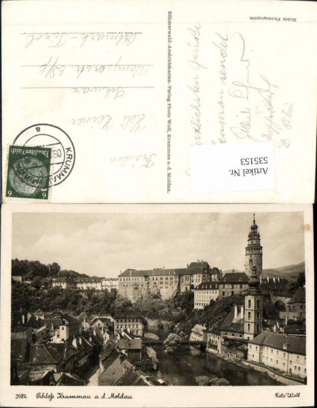 535153,Schloss Krummau a.d. Moldau Krumlov pub Foto Wolf 3982