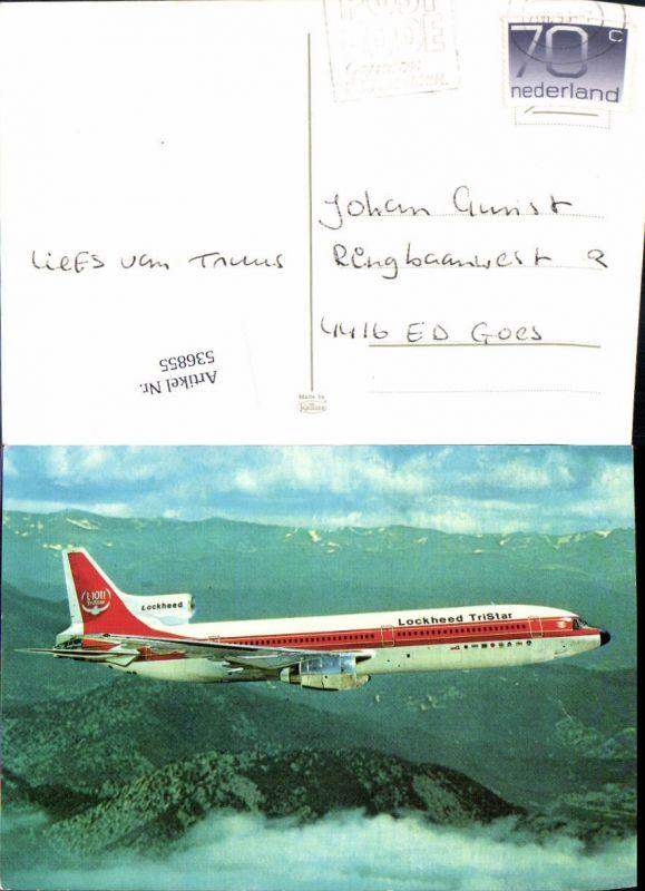 536855,Aviaktik Flugzeug Lockheed Tristar