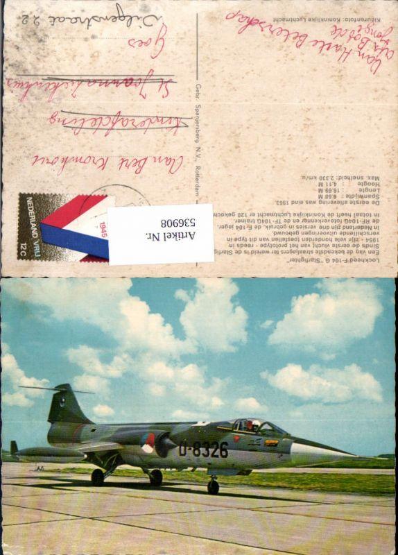 536908,Aviaktik Kampfflugzeug Lockheed F-104 G Starfighter Luftwaffe