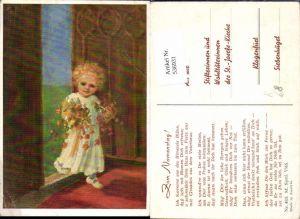 536931,Künstler AK M. Spötl VMS Kind Nr. 483