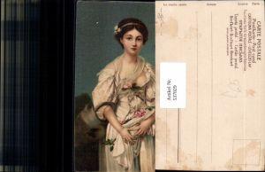 537029,Künstler Litho Jean-Baptiste Greuze La cruche cassee Frau Krug Haarreif