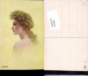 537269,tolle Künstler AK Knoefel Glamour Frau pub Novolito 659