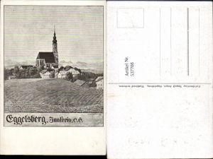 537708,tolle Künstler AK N. Reisenbichler Eggelsberg im Innkreis Braunau