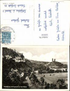 533532, Rudelsburg und Saaleck bei Bad Kösen