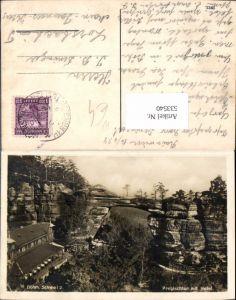 533540,Böhmische Schweiz Prebischtor Herrnskretschen Hrensko