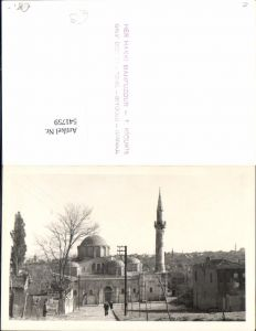 541759,Foto-AK Turkey Istanbul Moschee