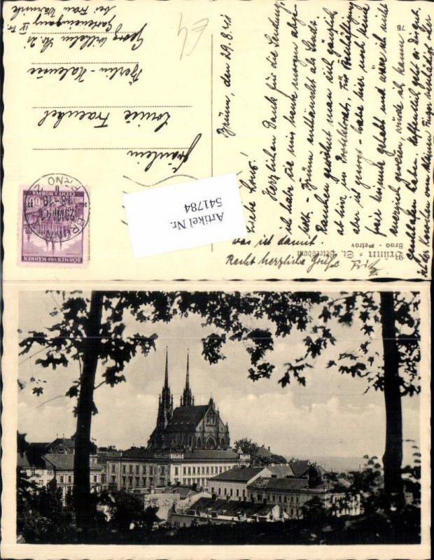 541784,Tschechien Brünn Brno