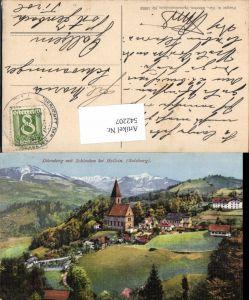 542207,tolle AK Dürnberg bei Hallein Salzburg pub Purger Co. 10853