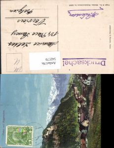 542579,tolle AK Fürstentum Liechtenstein Vaduz n, Rappenstein pub Purger Co. 12868