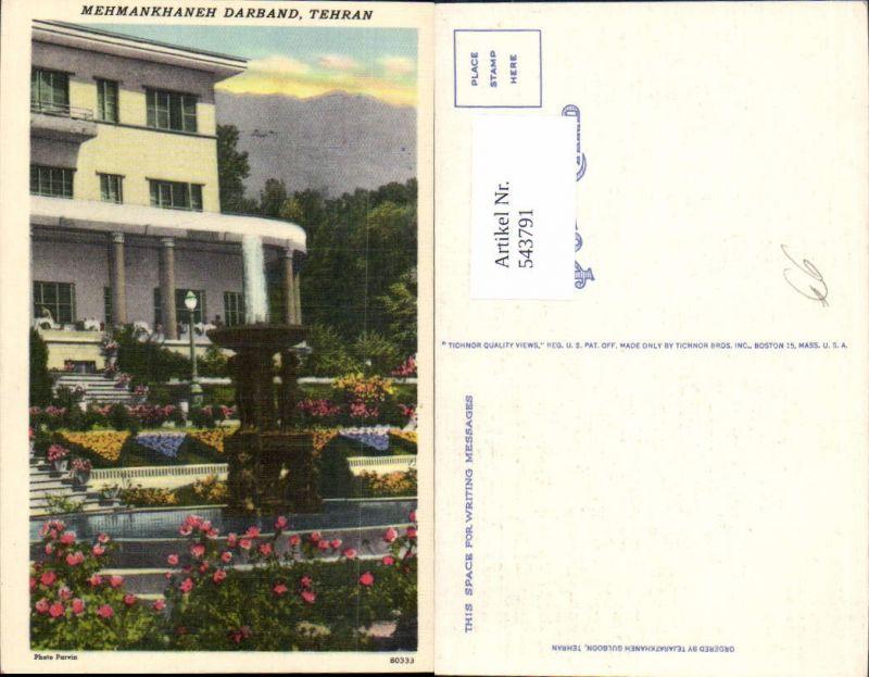 543791,Middle East Iran Tehran Teheran Mehmankhaneh Darband