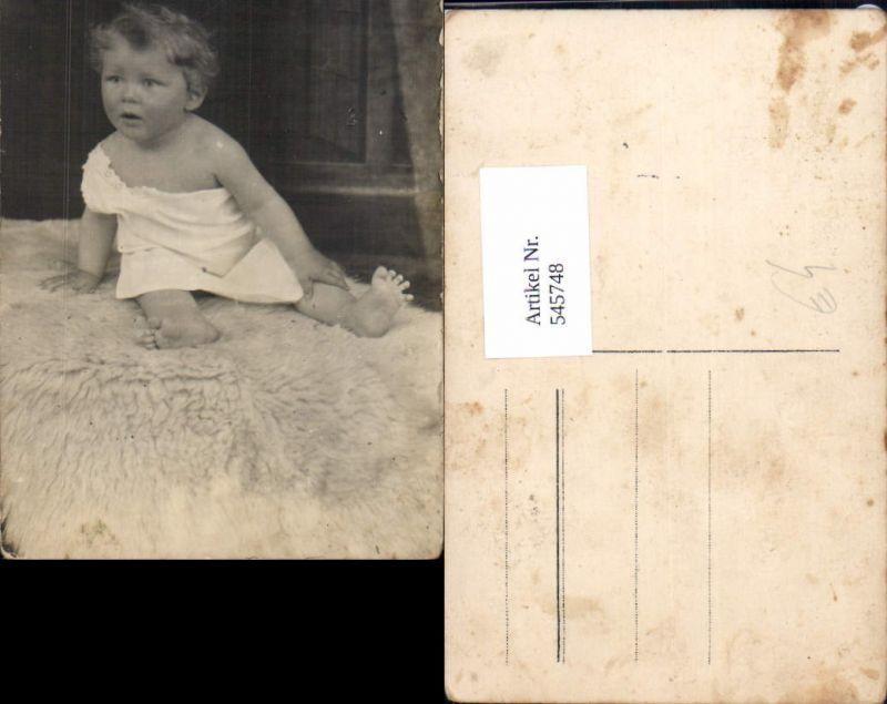 545748,Foto-AK Kind Kinder Baby