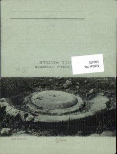 546432,Turkey Mond Lithographie Ephese Ephesos Fonds baptismaux Ionien