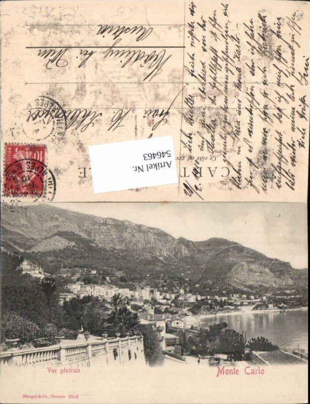546463,Monte Carlo Monaco pub Stengel & Co. 6853