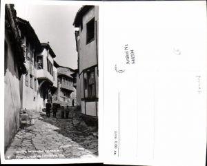 546594,Bulgaria Plovdiv Plowdiw Vue de ancienne ville Altstadt