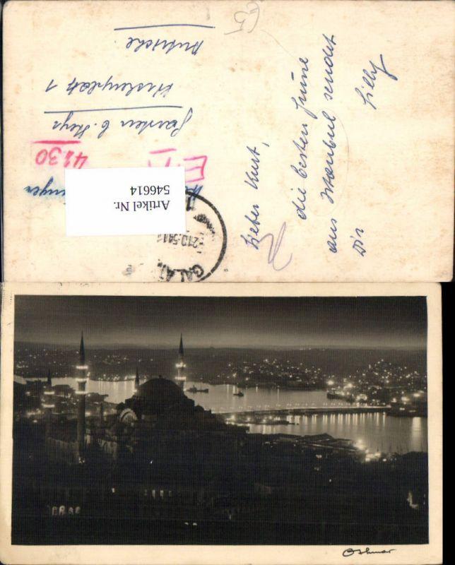 546614,Turkey Istanbul Moschee Mosque pub Othmar n. Garsten Steyr