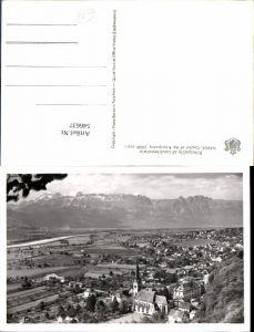 546637,Fürstentum Liechtenstein Vaduz 1955