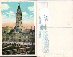 546794,Pennsylvania Philadelphia  City Hall Plaza