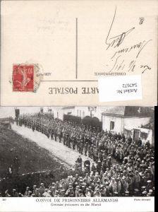 547672,Deutsche Armee Kriegsgefangene POW Prisoner of War