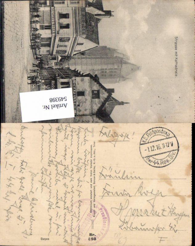 549398,Deutsche Feldpost Feldpostexp. 44 Res. n. Herrnhut Görlitz