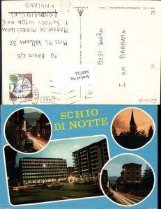 549734,Italy Schio di Notte
