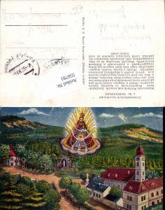 550781,Slowakei Mariavölgy Marianka Mariathal Marienthal