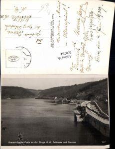 550794,Tschechien Frain an der Thaya Talsperre Vranov